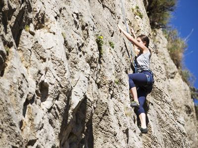 climbing holidays in Slovenia