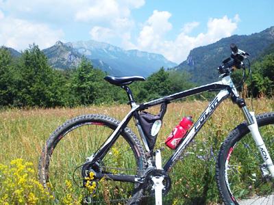 Slovenia mountain bike tours