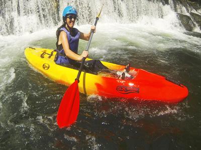Family Kayak tours Slovenia