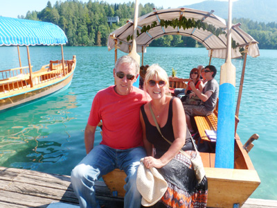 family tours of Lake Bled